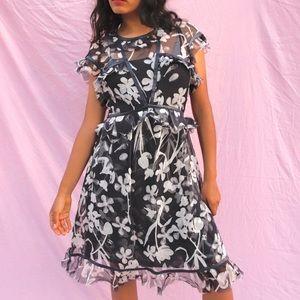 100% Authentic Chanel Floral Dress